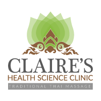 Claire's Health Science Clinic Logo